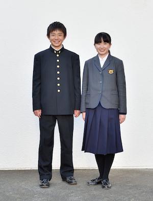暁星国際学園制服0001 JPEG